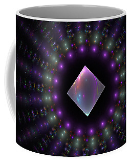 Square Peg Round Hole Coffee Mug