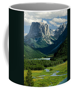 Squaretop Mountain 3 Coffee Mug