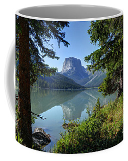 Squaretop Mountain - Wind River Range Coffee Mug