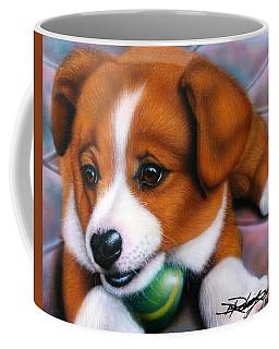 Squeaker Coffee Mug