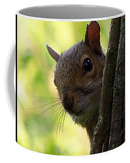 Squirrel 025  Coffee Mug