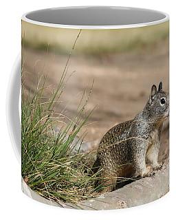 The Beggar  Coffee Mug