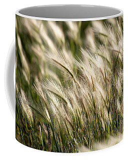 Squirrel Grass Coffee Mug