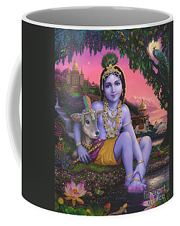 Sri Krishnachandra Coffee Mug