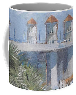 St Augustine Bridge Of Lions Coffee Mug