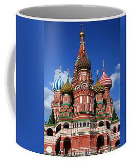 St. Basil's Cathedral Coffee Mug