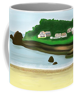 A Peaceful Life  Coffee Mug