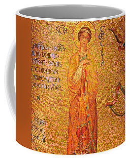 St Cecilia  Coffee Mug