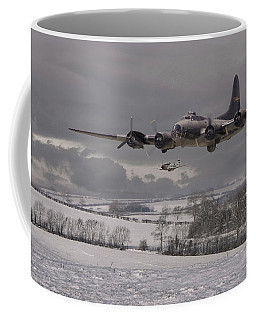 St Crispins Day Coffee Mug by Pat Speirs