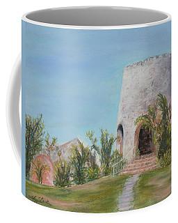 St. Croix Sugar Mill Coffee Mug