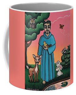 St. Francis Animal Saint Coffee Mug