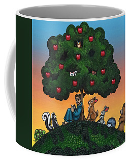 St. Francis Mother Natures Son Coffee Mug