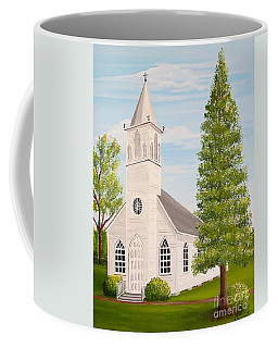 St. Gabriel The Archangel Roman Catholic Church Coffee Mug