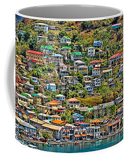 St. Georges Harbor Grenada Coffee Mug