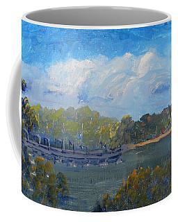 St Georges River Near Como Marina  Coffee Mug