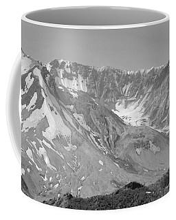St. Helen's Crater Coffee Mug