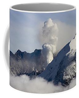 St Helens Rumble Coffee Mug by Wes and Dotty Weber