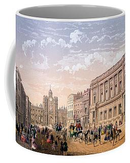St James Palace And Conservative Club Coffee Mug