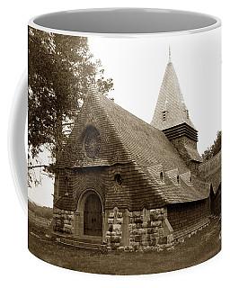 St. Johns Chapel Del Monte Monterey California 1895 Coffee Mug