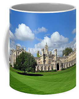 St. John's College Cambridge Coffee Mug