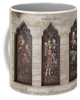 St Josephs Arcade - The Mission Inn Coffee Mug