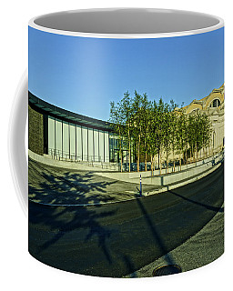 St Louis Art Museum New And Old Coffee Mug
