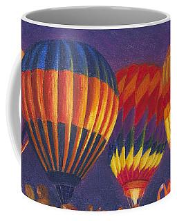 St Louis Balloon Glow Coffee Mug