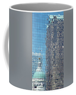 St. Louis Bldg Reflections Coffee Mug