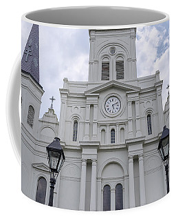 St. Louis Cathedral Close-up Coffee Mug