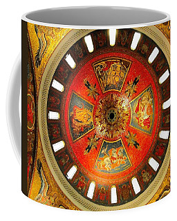 St. Louis Cathedral Dome Coffee Mug