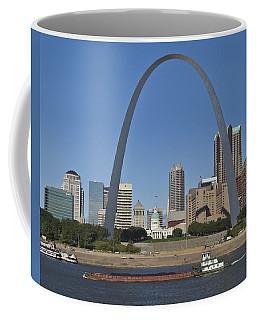 St Louis Skyline Coffee Mug