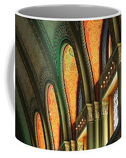 St Louis Union Station In Color Coffee Mug