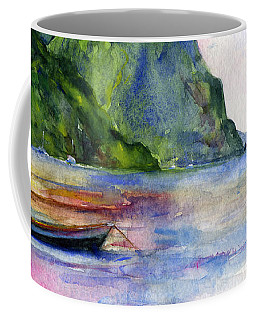St. Lucia Coffee Mug
