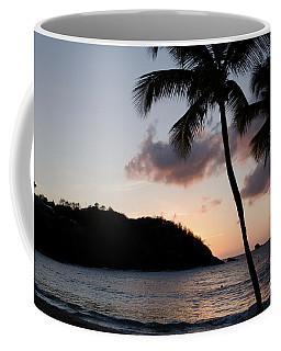 St. Lucian Sunset Coffee Mug