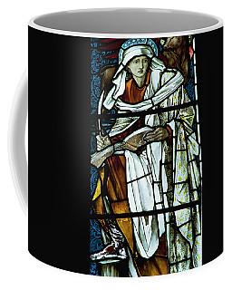 St Luke In Stained Glass Coffee Mug
