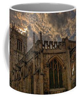 St Martin Coney Street In York Coffee Mug