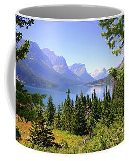 St. Mary Lake Coffee Mug