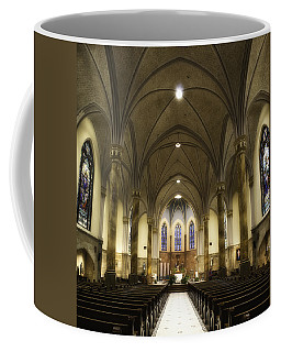St Mary's Catholic Church Coffee Mug