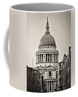 St Pauls London Coffee Mug