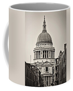 St Pauls London Coffee Mug