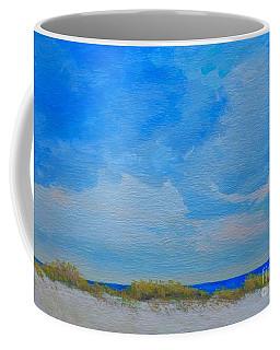 St. Pete Beach Spring Coffee Mug by Gail Kent