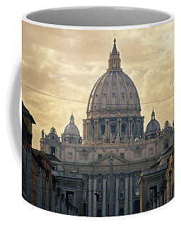 St Peter's Afternoon Glow Coffee Mug