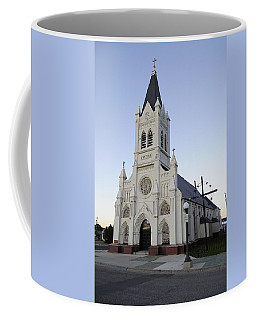 Coffee Mug featuring the photograph St. Peter's by Fran Riley