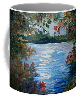 St. Regis Lake Coffee Mug