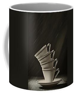 Stack Of Cups Coffee Mug