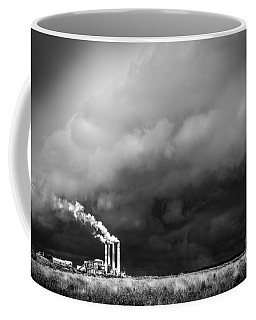 Stacks In The Clouds Coffee Mug