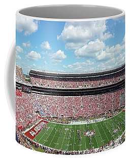 Stadium Panorama View Coffee Mug
