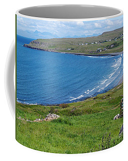 Coffee Mug featuring the photograph Staffin Bay - Isle Of Skye by Phil Banks