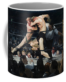 Stag Night At Sharkeys  Coffee Mug