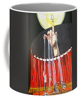 Stage Of Life   Coffee Mug by Lazaro Hurtado